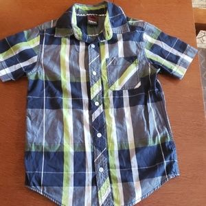 Tony hawk flannel youth size small